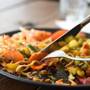 Ateria lautasella