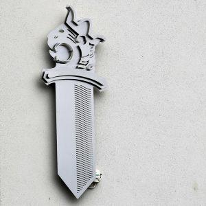 Poliisin miekka logo