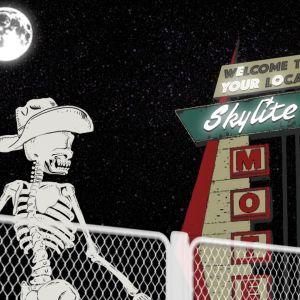 Dark Country -yhtyeen animoitu musiikkivideo 15 000 miles.
