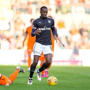 Dundee FC:n Glen Kamara