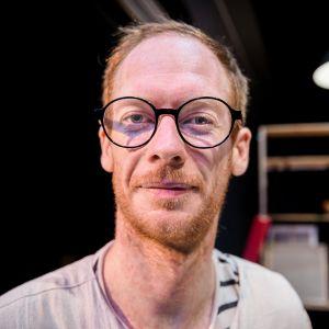 Sirkustaiteilija ja näyttelijä Thom Monckton