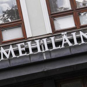 Sairaala Mehiläinen Helsingissä.