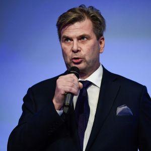 Heikki Hiltunen, SM-liigan hallituksen puheenjohtaja