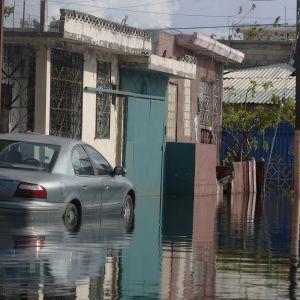 San Juan hurrikaani Marian jäljiltä