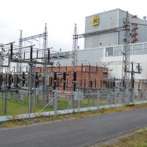 Kuopion Energian Haapaniemen voimalaitos