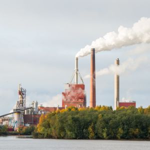Stora Enso Oulu sellutehdas ja paperitehdas