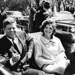 John F. Kennedy ja Jacqueline Kennedy