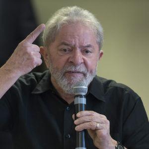 Brasilian entinen presidentti Luiz Inacio Lula da Silva