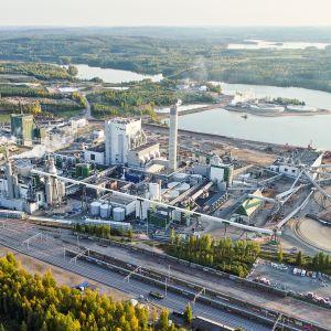 Metsä Group Biotuotetehdas.
