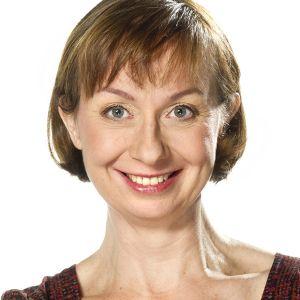 Nadja Novak. Kuva: Yle