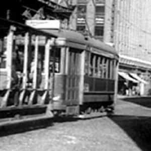 Spårvagn i helsingfors 1937