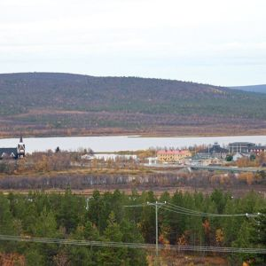 Karesuando Ruotsin Norrbottenissa