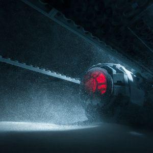 Vesa Lehtimäen ottaman kuva Star Wars Legosta