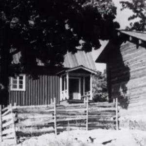 Aleksis Kiven syntymäkoti Nurmijärvellä