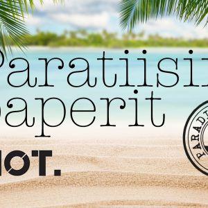 Paratiisin paperit - juttukokonaisuuden kuva.