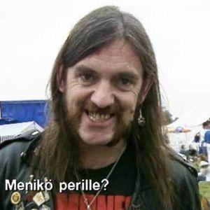 Lemmy haastattelussa 1988.