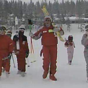 Mikko Alatalon laskettelukoulu-ohjelma