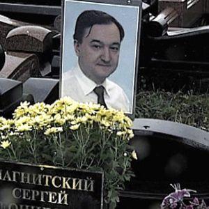 Venäläinen Sergei Magnitski