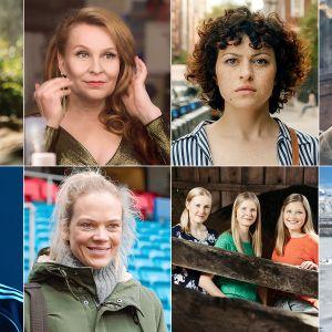 Yle Areenan sarjoja keväällä 2019: Invisible Heroes, Melkein totta, Search Party, Les Misérables - Kurjat, Suden hetki, Kotikenttä, Kandit, Hurjat rekkareitit.