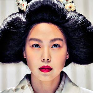 Palvelijatar-elokuvan rouva Hideko (Min-hee Kim).