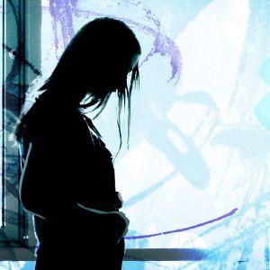Gravid kvinna.