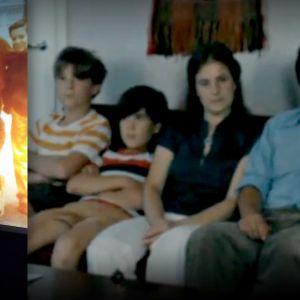 Luis Alvarez vuonna  2016 sekä vanhempiensa ja veljiensä kanssa Turun-kodissaan Varrissuolla 1980. Alvarezin perhe: Luis nuorempi, Rodrigo, äiti Rosa, isä Luis ja Carlos