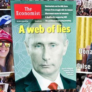 Kanadalainen dokumentti kysyy, miten tiedämme, mikä on totta, jos kasvamme propagandan keskellä.