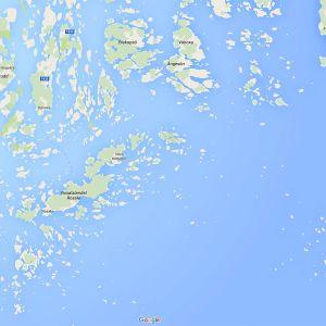 Skärmdump av googlekarta: Hitis