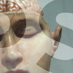 patsas jossa aivot esillä