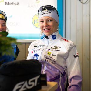 Tammikuussa tehdystä leikkauksesta toipunut Eveliina Piippo tähtää olympiakauteen Yhdysvalloissa.