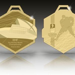 Jääkiekon 2022 MM-kisojen mitalikilpailun 8-kulmainen voittaja