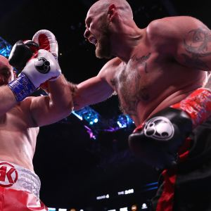 Nyrkkeilyottelu Robert Helenius vastaan Adam Kownacki