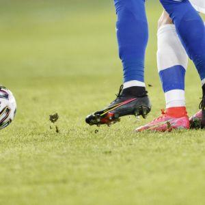 Jalkapallo anonyymi yleiskuva