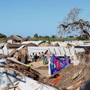 Cabo Delgadon väestöstä pian puolet pakenee raakaa väkivaltaa maakunnan pohjoisosissa.