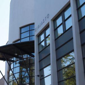 Joensuun kaupungin kirjasto.