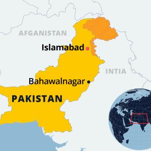 Kartalla Pakistan.