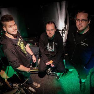 Joonas Salminen, Jarmo Hyvärinen, Aki Pommelin.