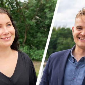 Emma Kari ja Atte Harjanne