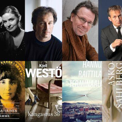 Finlandia-palkinnon ehdokkaat 2013