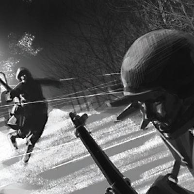 Mannerheim-elokuvan luonnos vuodelta 2008
