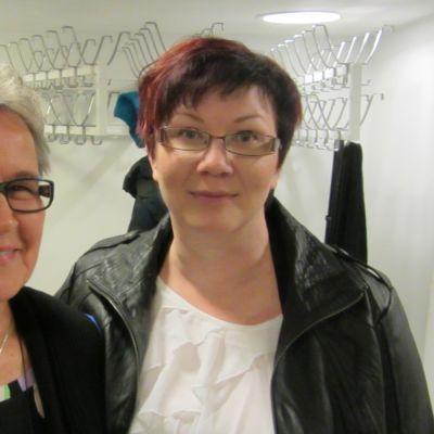 Päivikki Tuominen ja Hanna Moilanen tähdittävät valtakunnallista TV-mainoskampanjaa.