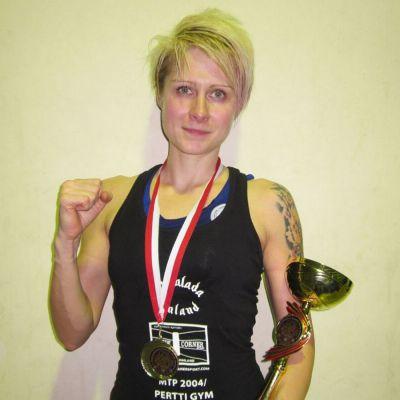 Marjo Rautanen, thainyrkkeilijä