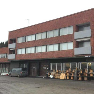 Asylboende i Tammerfors