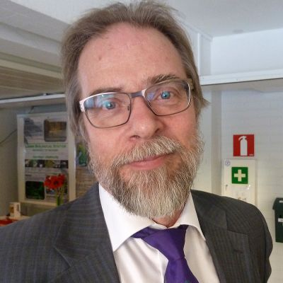 Akatemiaprofessori Ilkka Hanski.