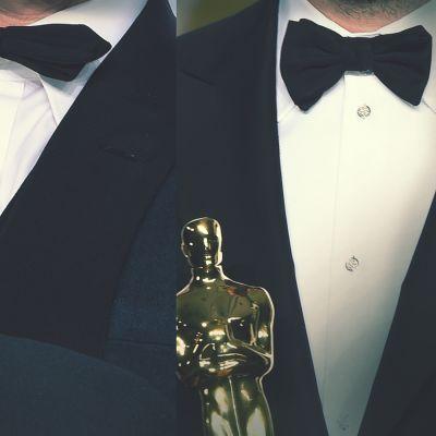 Flugor på Oscarsgalan.