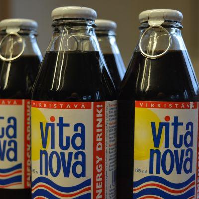 Vita Nova on pysynyt lähes muuttumattomana yli 40 vuoden ajan.