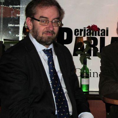 Jaakko Hämeen-Anttila ja Johannes Ojansuu