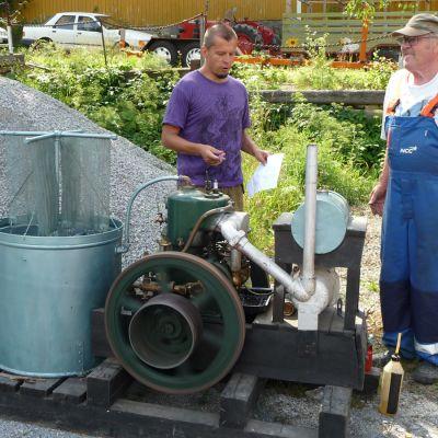 Kimmo Pohjonen ja maamoottori.