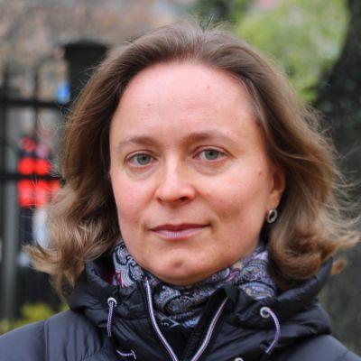 Tutkija Natalia Giloeva.