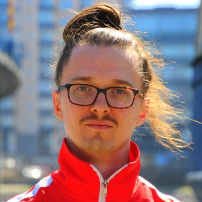 Tuomas Järvenpää.